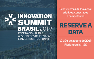 Innovation Summit Brasil 2019 reserve a data